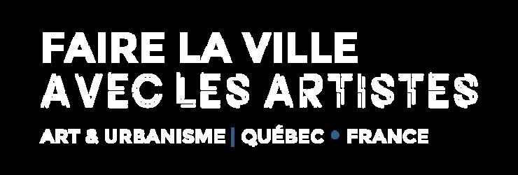 Faire la ville avec les artistes